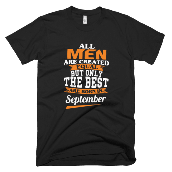 All men are created equal but only the best are born in September
