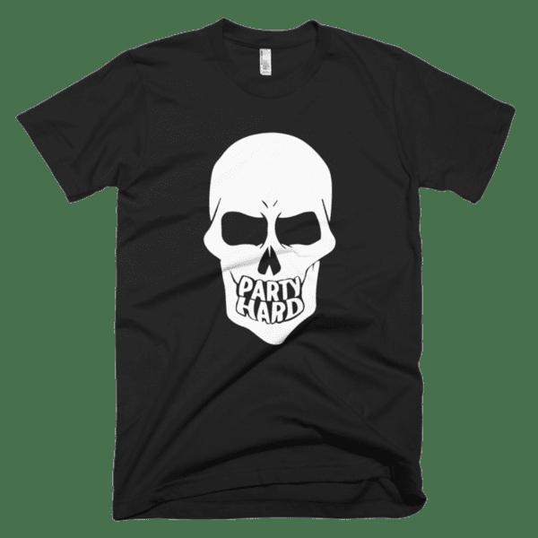 Party Hard Skull