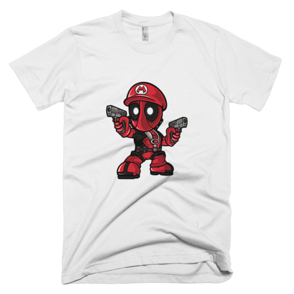 Deadpool Mario