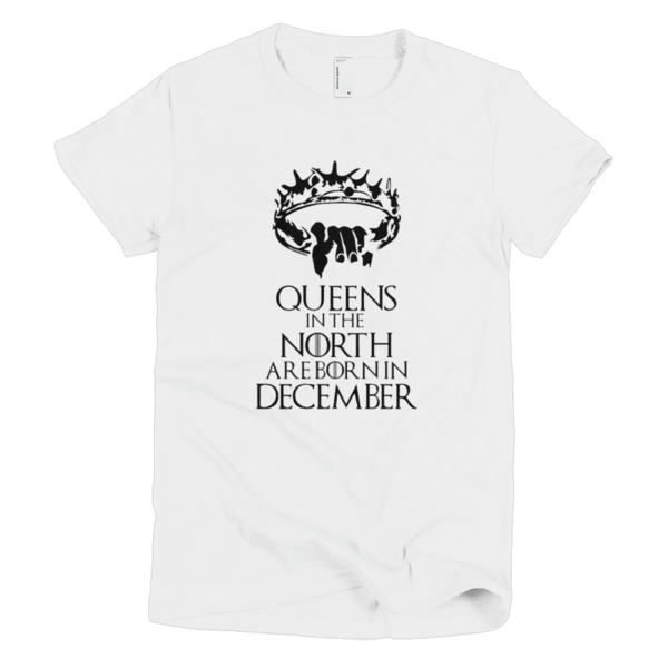 Queens in the North are born in December