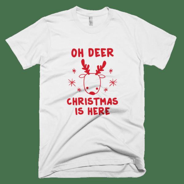 Oh Deer Christmas is here