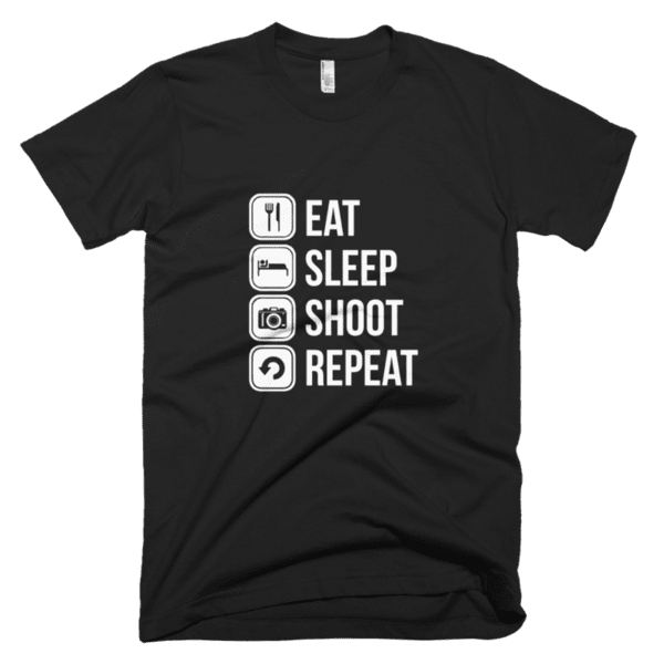 Eat Sleep Shoot Repeat