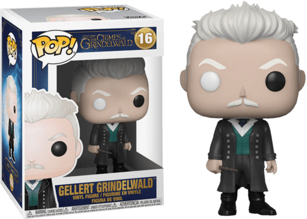 Funko POP! Фигурка Fantastic Beasts 2 The Crimes of Grindelwald