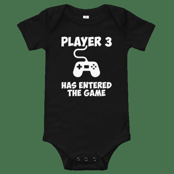 Бебешко боди Player 3