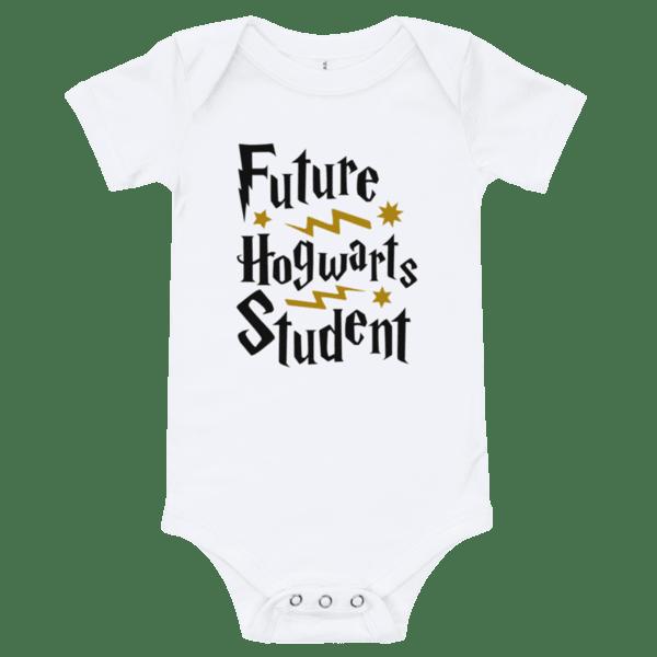 Бебешко боди Future Hogwarts Student