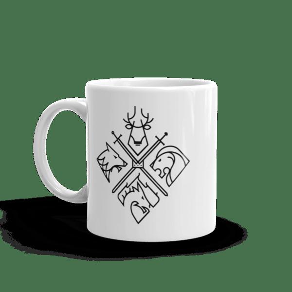 Чаша Game of Thrones Houses