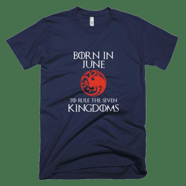 Born in June to rule the Seven Kingdoms Targaryen
