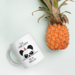 Чаша Panda Unicorn
