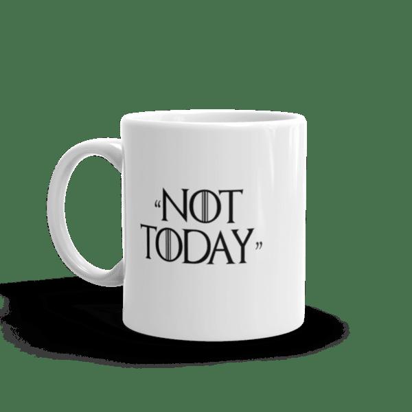 Чаша Not Today