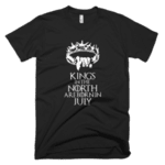 Kings in the North are born in July