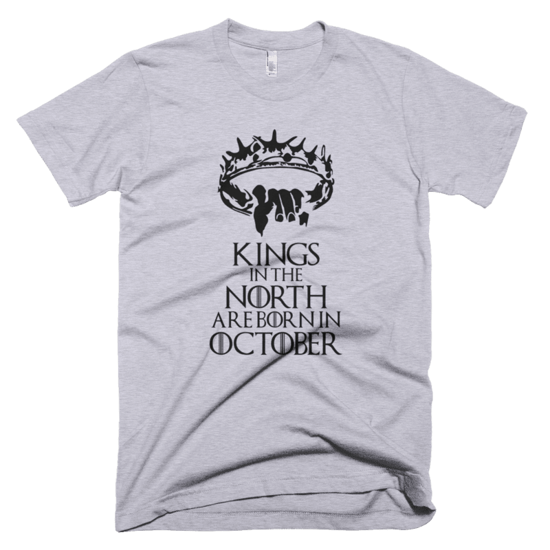 Kings in the North are born in September-Copy