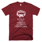 Kings in the North are born in November
