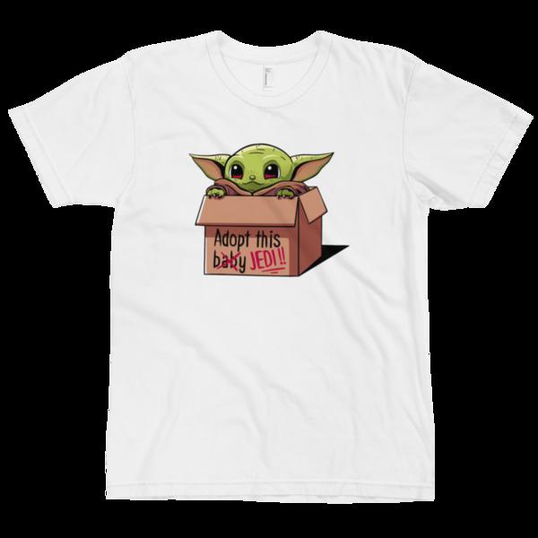 Adopt Baby Yoda