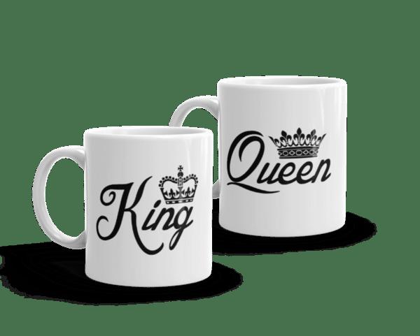 Комплект чаши King Queen