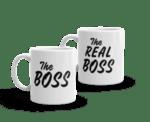 Комплект чаши The Boss The Real Boss