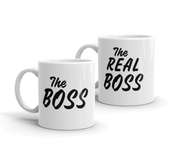 Комплект чаши The Boss The Real Boss