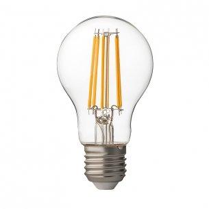 LED-крушка ULTRALUX LED FILAMENT, ДИМИРАЩА, 7.5W, E27, 4200K, НЕУТРАЛНА СВЕТЛИНА