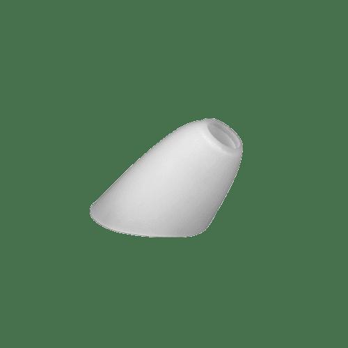 Полилейно стъкло 077-В-1, ø80, h=120, Е14