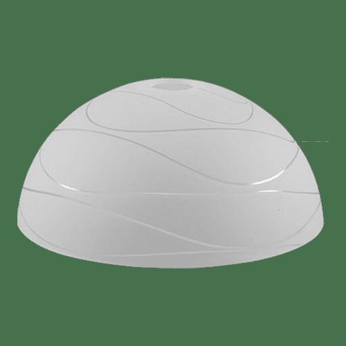 Пенделно стъкло 1006-A-5-SUYOLU-WH, ø300, h=130, Е27