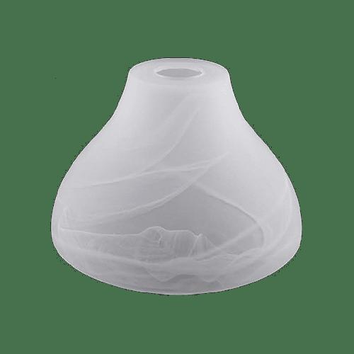 Пенделно стъкло 1039-A-ALB, ø220, h=160, Е27