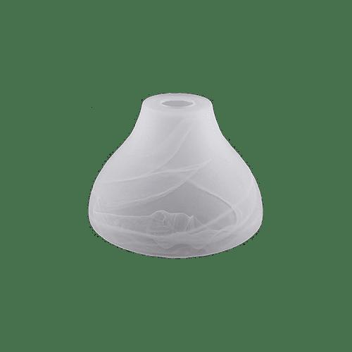Полилейно стъкло 1039-В-ALB, ø160, h=120, Е27