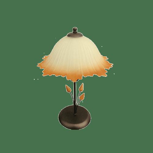 Настолна лампа БАРСЕЛОНА патина, 1xE27