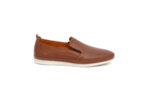 Ежедневни камелени мъжки обувки от естествена кожа 18.23250