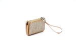 Дамска бежова чанта от еко кожа 44.19290