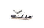 Мъжки бели сандали от естествена кожа 13.1701