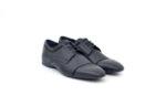 Елегантни сини мъжки обувки от естествена кожа 11.8433