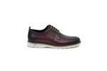 Ежедневни мъжки обувки в цвят бордо 18.27102