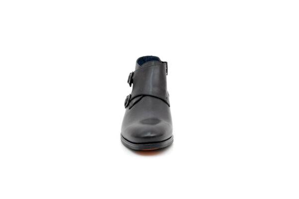 Елегантни черни мъжки боти от естествена кожа 18.28272