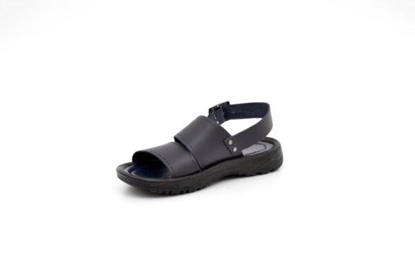 Мъжки сини сандали от естествена кожа 13.1943