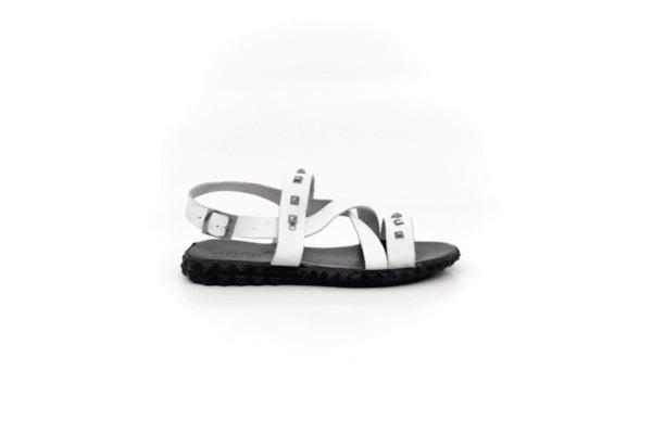 Мъжки бели сандали от естествена кожа 13.1934