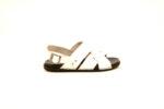 Мъжки бели сандали от естествена кожа 13.1939