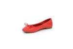 Ежедневни червени дамски обувки от естествена кожа 32.6035