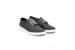 Ежедневни черни мъжки обувки от естествена кожа 55.2023