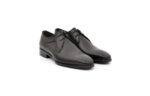 Елегантни черни мъжки обувки от естествена кожа 18.1101