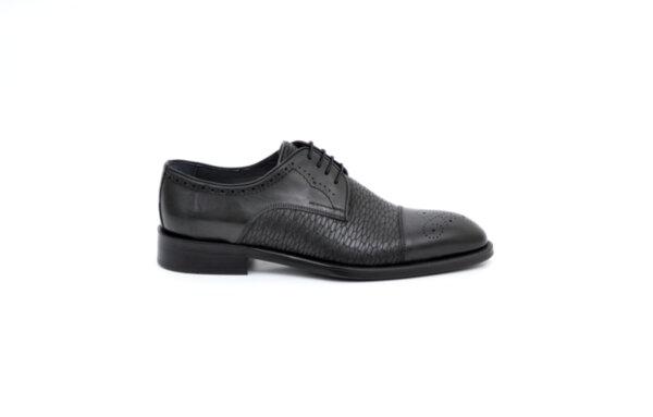 Елегантни черни мъжки обувки от естествена кожа 18.54