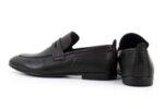 Ежедневни черни мъжки обувки от естествена кожа 57.25901