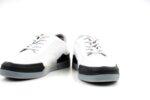 Мъжки бели спортни обувки от естествена кожа 57.21402