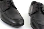 Ежедневни черни мъжки обувки от естествена кожа 57.25902