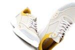 Мъжки бели спортни обувки от естествена кожа 57.70402