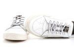 Мъжки бели спортни обувки от естествена кожа 57.72702