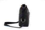 Дамска черна чанта от еко кожа 17.2416