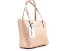 Дамска златна чанта от еко кожа 17.2152