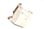 Дамска бежова чанта от еко кожа 17.2416