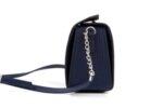 Дамска синя чанта от еко кожа 17.2192