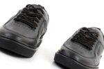 Мъжки спортни черни обувки от естествена кожа 57.48711