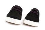 Мъжки спортни черни обувки от естествен набук 57.944
